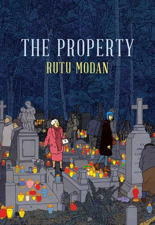 Properties of The Past: Interview with Rutu Modan