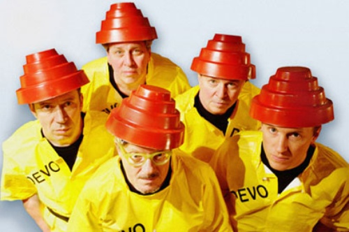 Devo's Crisis of Late Capitalism