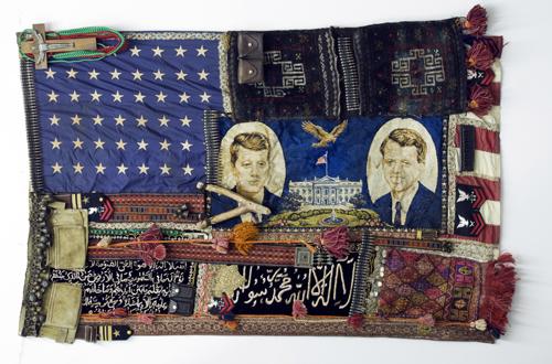 Sara Rahbar Maisonneuve Iranian Artist Sara Rahbar39s Textile Revolution