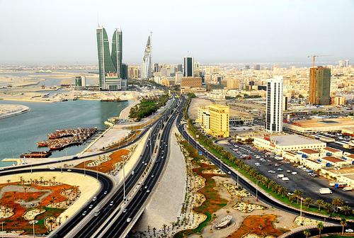 Azija Manama-city-bahrain