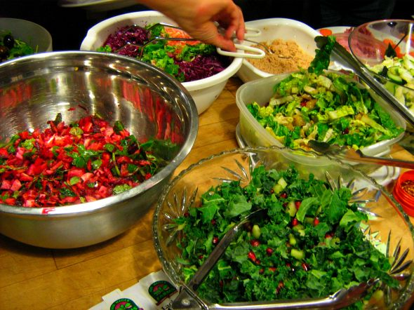 Maisonneuve how to fit in at a raw food potluck how to fit in at a raw food potluck forumfinder Image collections